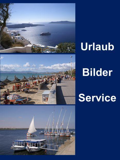 Urlaubsbilder Service