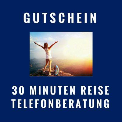 30 Minuten Reise-Telefonberatung