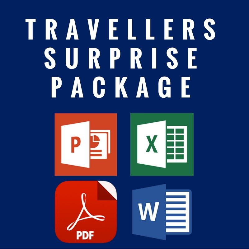 Travellers Surprise Package
