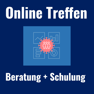 Private Digitalisierung in Online Meetings